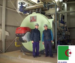 Aplicaciones de vapor en nuevos procesos industriales