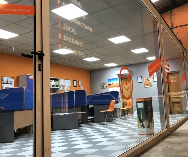 Mensajería Nacex en Valladolid | Rubatrans Logística