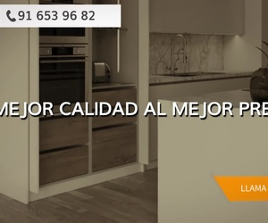 Muebles de cocina en Alcobendas | Cocinas Anman