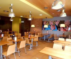 Restaurante de comida rápida en O Grove