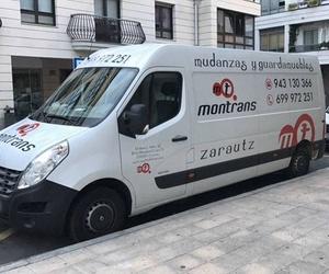 Empresa de mudanzas en Zarauz