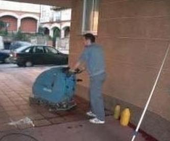 Productos: Servicios de Colim Limpiezas