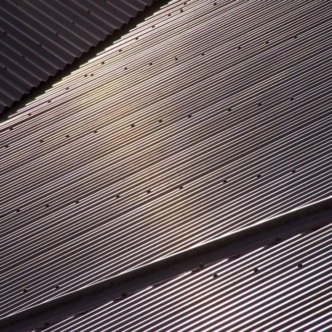Los usos del acero corrugado