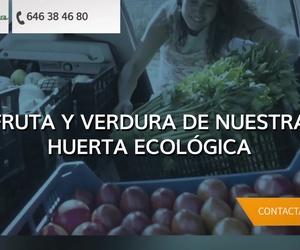 Comprar verdura ecológica en Zaragoza: Ecozara