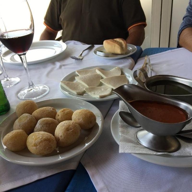 Sopas y cremas: Carta de Restaurante Isla Bonita