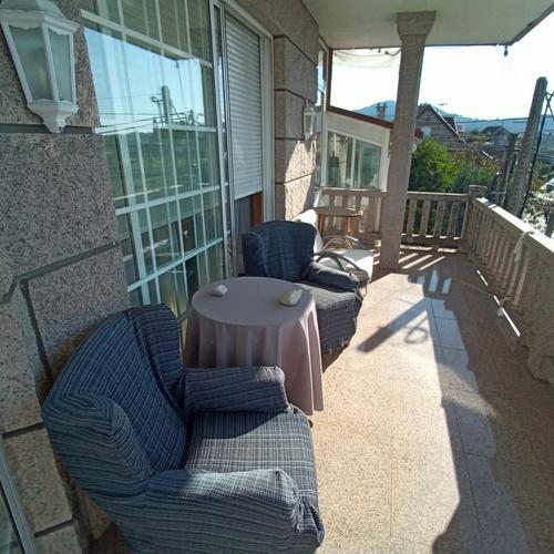 Buenos momentos desde nuestro balcón para tomar el sol y disfrutar de las vistas.