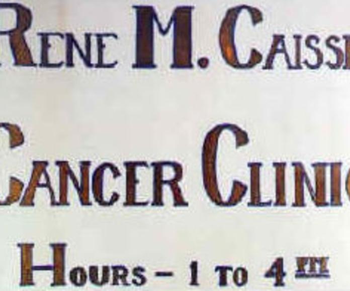 LA MARAVILLOSA HISTORIA DEL ESSIAC  ¿Cura natural para el cáncer?