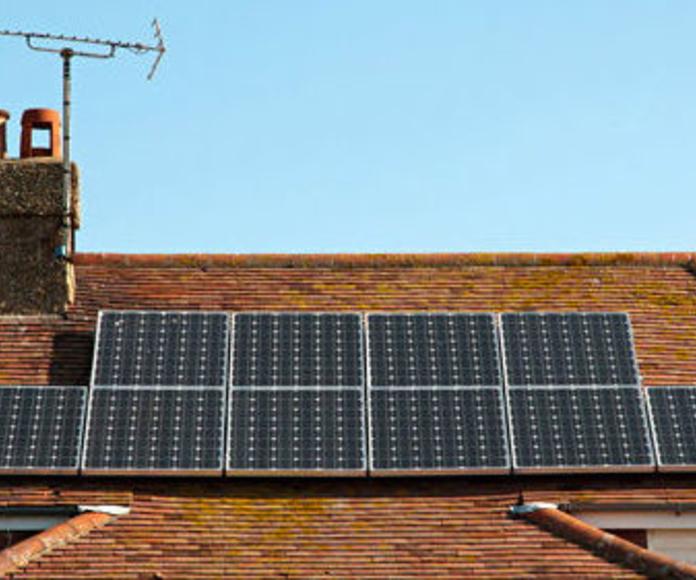Energía solar fotovoltaica: Servicios de Tvg Systems Tomás Vicente García
