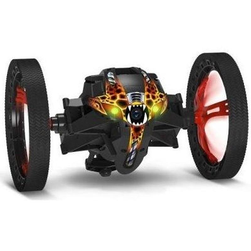 Parrot PF724001P1 Robot Drone Jumping Sumo Negro : Productos y Servicios de Stylepc
