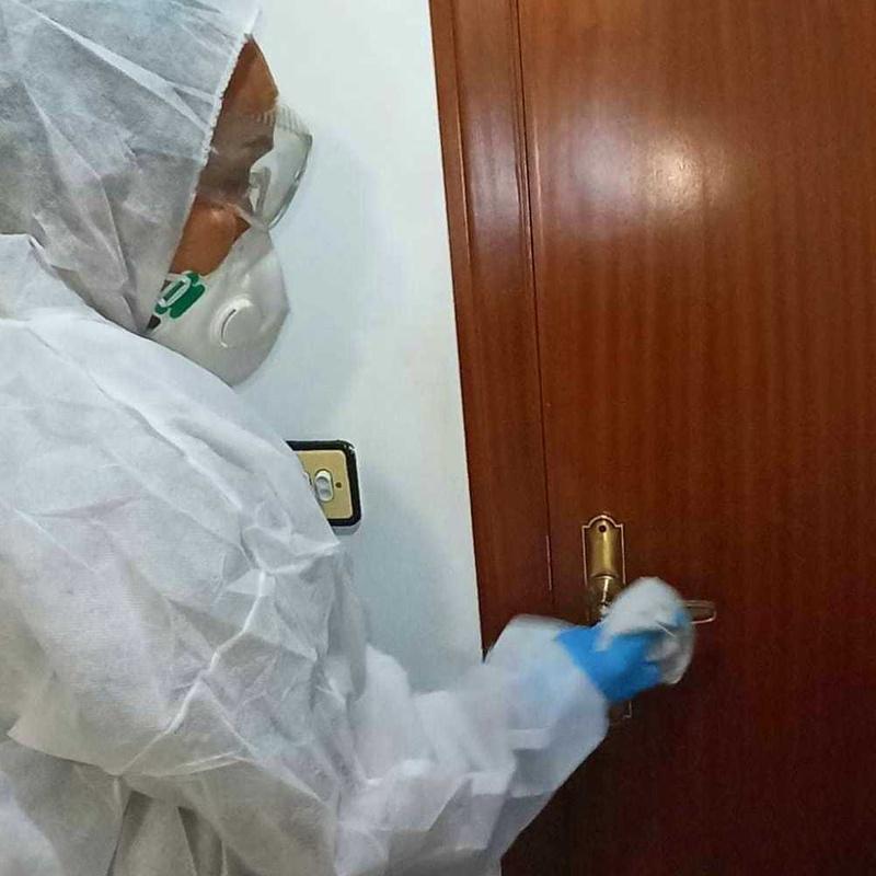 Desinfección preventiva para Covid-19: Servicios de Limpiezas Punta Cana
