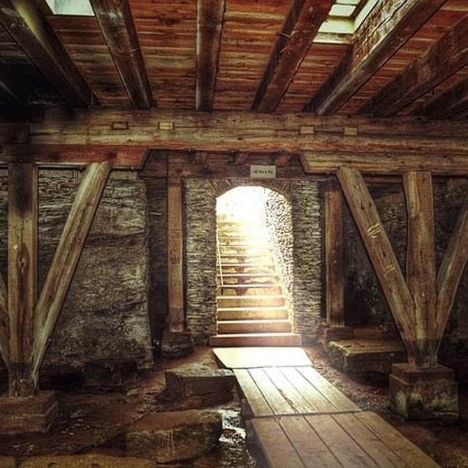 ¿Cuántos tipos de vigas de madera existen?