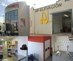 Carretillas elevadoras de ocasión en Granada | HP Elevación