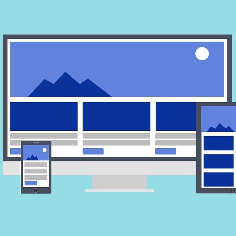 Páginas webs microsites