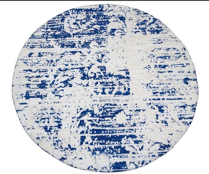 Alfombra azul - Santiago Pons