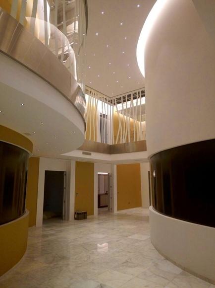 Villa de lujo en Argelia. Alta decoración en obra seca