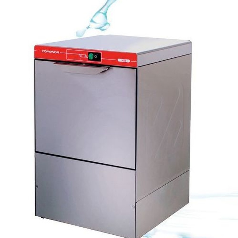 Lavavasos V350 : Servicios de Friser