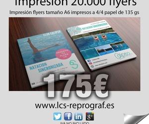 20000 flyers por solo 175€