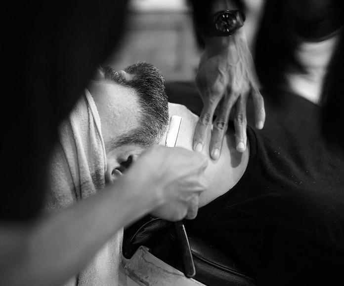 Barbería: Servicios de Iván Peluqueros