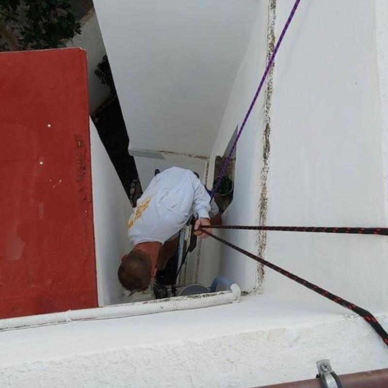 Trabajos verticales Mallorca