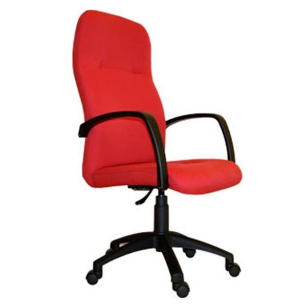 sillón de direccion kato de somomar en color rojo