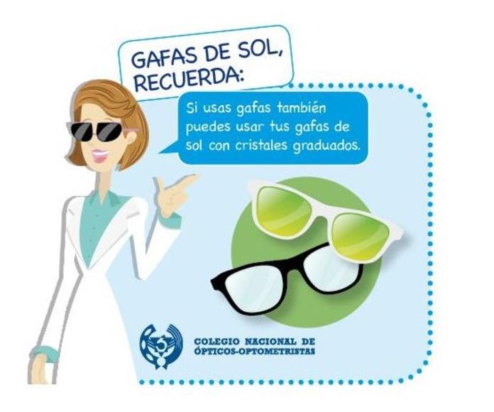 Elige la mejor opción para tus gafas de sol graduadas