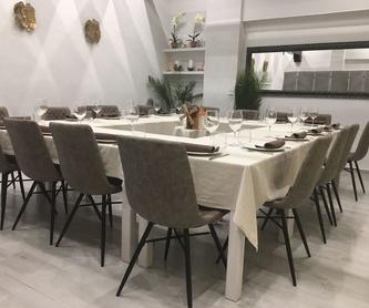 MARISCO: Oferta Gastronómica de Gastrobar/Restaurante Los Molinos