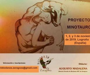 Proyecto Minotauro 2019. Impartido por Augusto Madalena