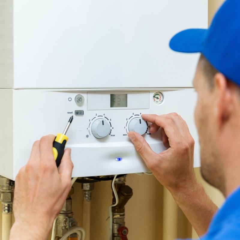 Contrato mantenimiento Estándar - Caldera de gas: Servicios de Satmiñor