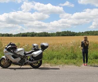 Compra de motos: Catálogo de Barcelona Motos