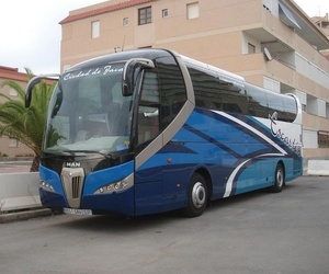 Empresa de autocares en Jaca | Autocares Escartín