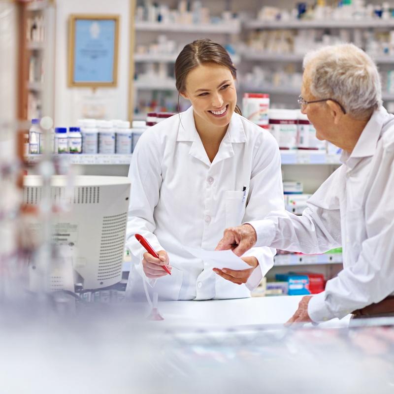 Dispensación de productos ortopédicos financiados por la Seguridad Social: Servicios de Farmacia Ortopedia Medrano