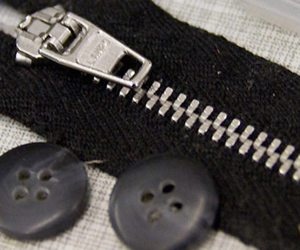 Consejos a la hora de coser una cremallera a máquina