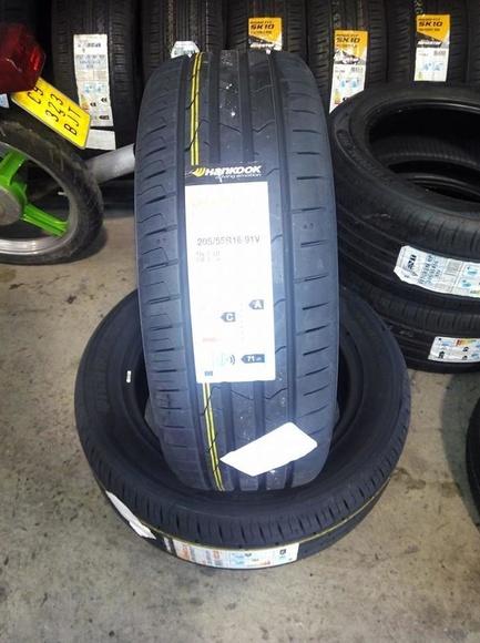 Neumático Hankook Ventus : Servicios de DG Autointegral