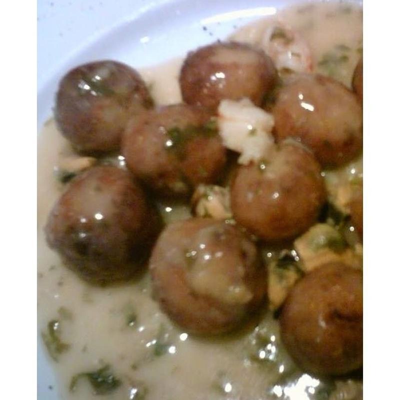 Nuestras ½ ración : Platos de Restaurante La Sartén