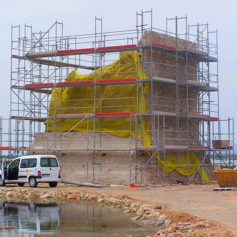 Rehabilitación Torre Tamarit
