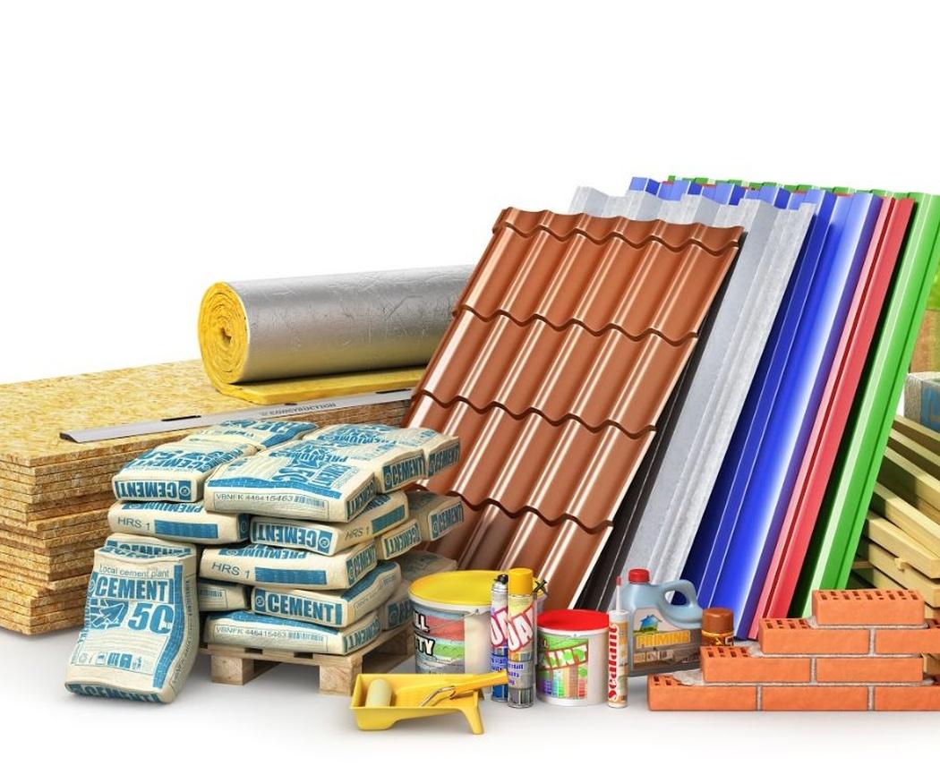 Almacenamiento de materiales de obra