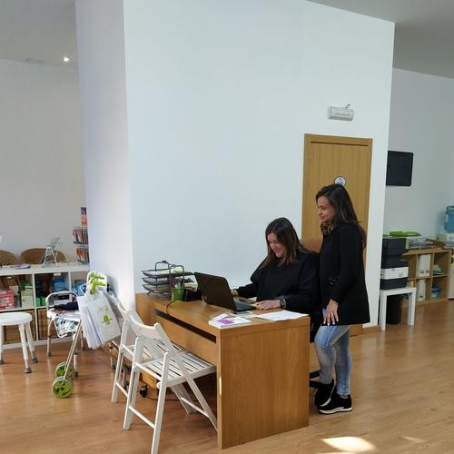 Nuestras Ayudantes de Coordinación