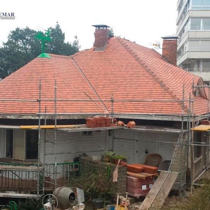 Tipos de impermeabilizantes para fachadas
