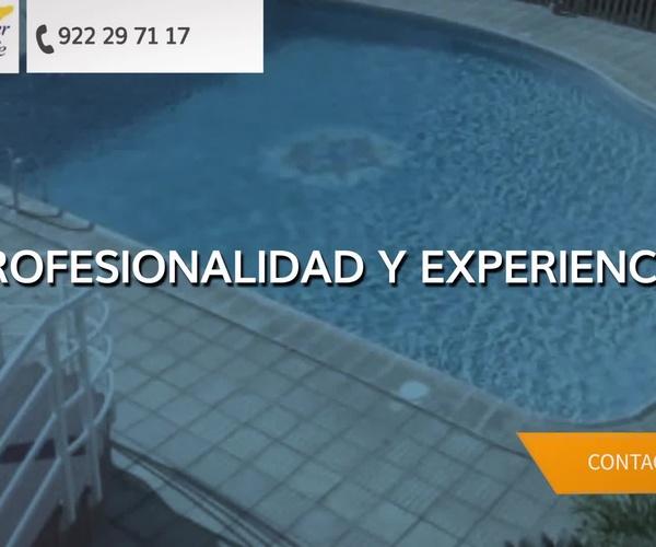 Reparación de piscinas en Tenerife | Poliéster Tenerife
