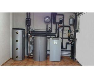 Todos los productos y servicios de Instalaciones calefacción, electricidad, fontanería y climatización: Refryel