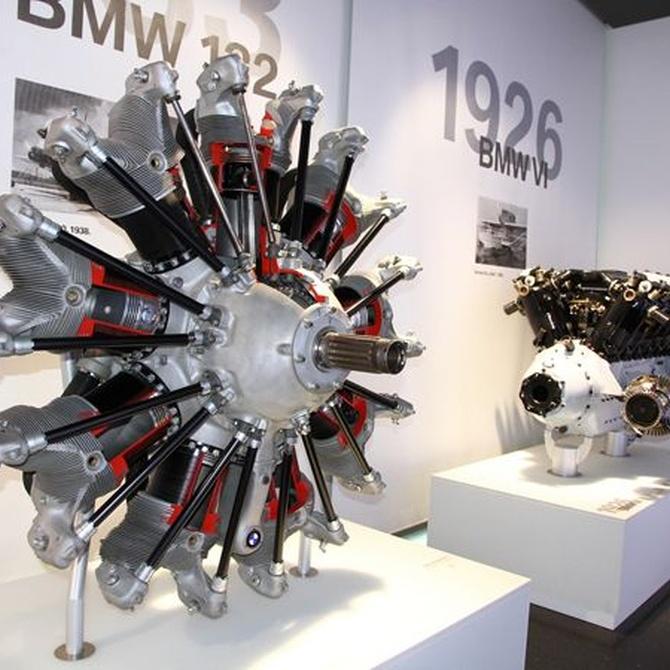 Los orígenes de BMW en el mundo de la aviación