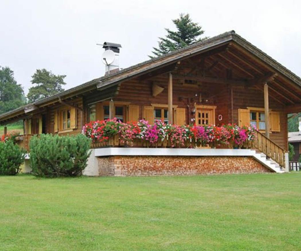 Tipos de casas de madera más comunes