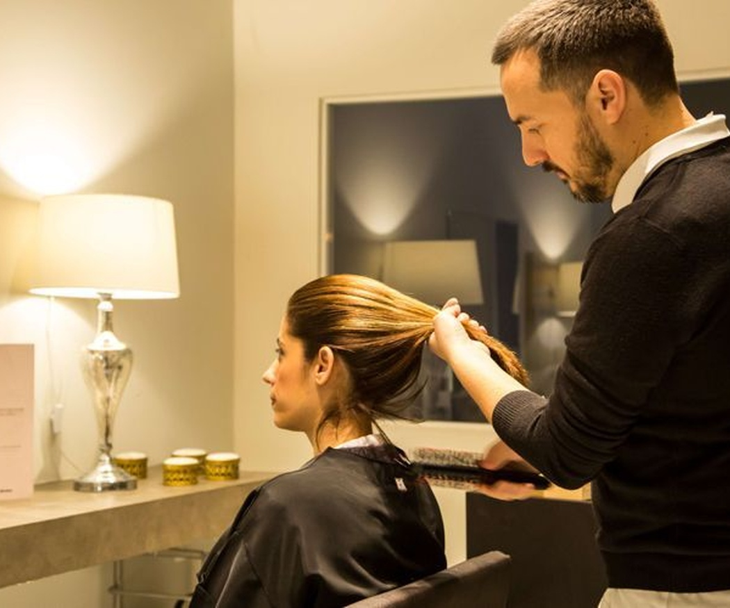 Aprender peluquería