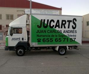 Galería de Transporte por carretera en Yuncos | JUCARTS DISTRIBUCION Y LOGISTICA 2002 S.L