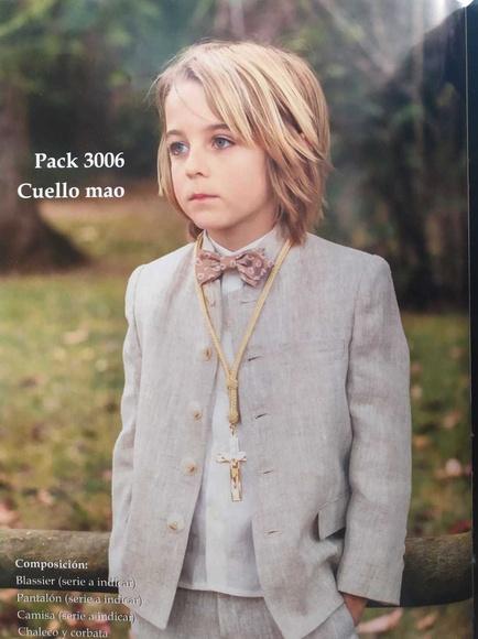 Niños Comunión: Catálogo de Anasu