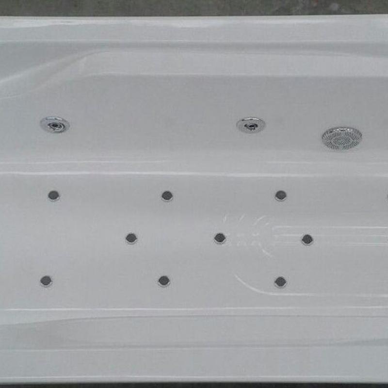 Modelo Capricho 170 x 0,75: Nuestros productos de Aqua Sistemas de Hidromasaje