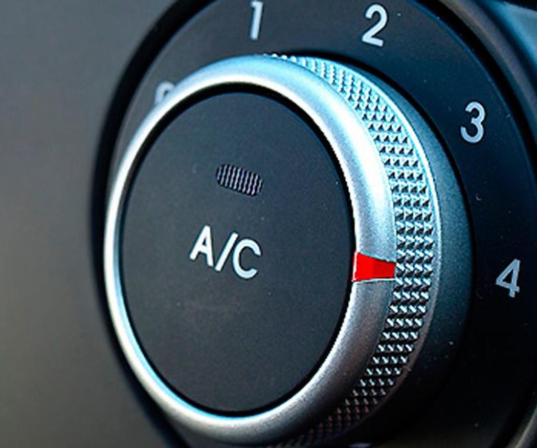 El mantenimiento del aire acondicionado del coche