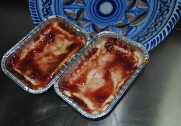 6 Tarta de Queso Casera al Horno.