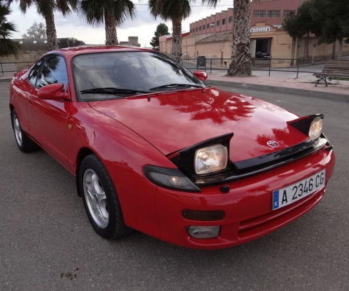 TOYOTA CELICA 2.0 GT 160 CV AÑO 1992: VENTA DE VEHICULOS  de JUAN JOSE GALLAR MARTINEZ