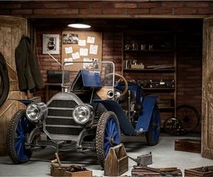 El origen de los talleres de automóvil